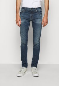 7 for all mankind - PRODIGIOUS - Skinny džíny - dark blue - 0