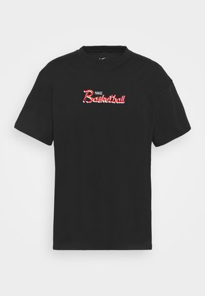 PREMIUM 90 TEE - T-shirt con stampa - black