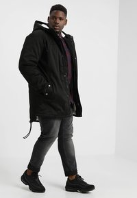 Only & Sons - ALEX WITH TEDDY - Parka - black - 1