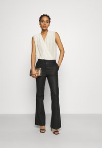 Pinko - INES HABUTAY SOFT TOUCH - Blouse - offwhite - 1