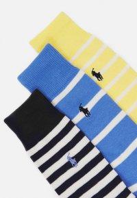 Polo Ralph Lauren - FOULAR 3 PACK - Chaussettes - harbour blue - 2
