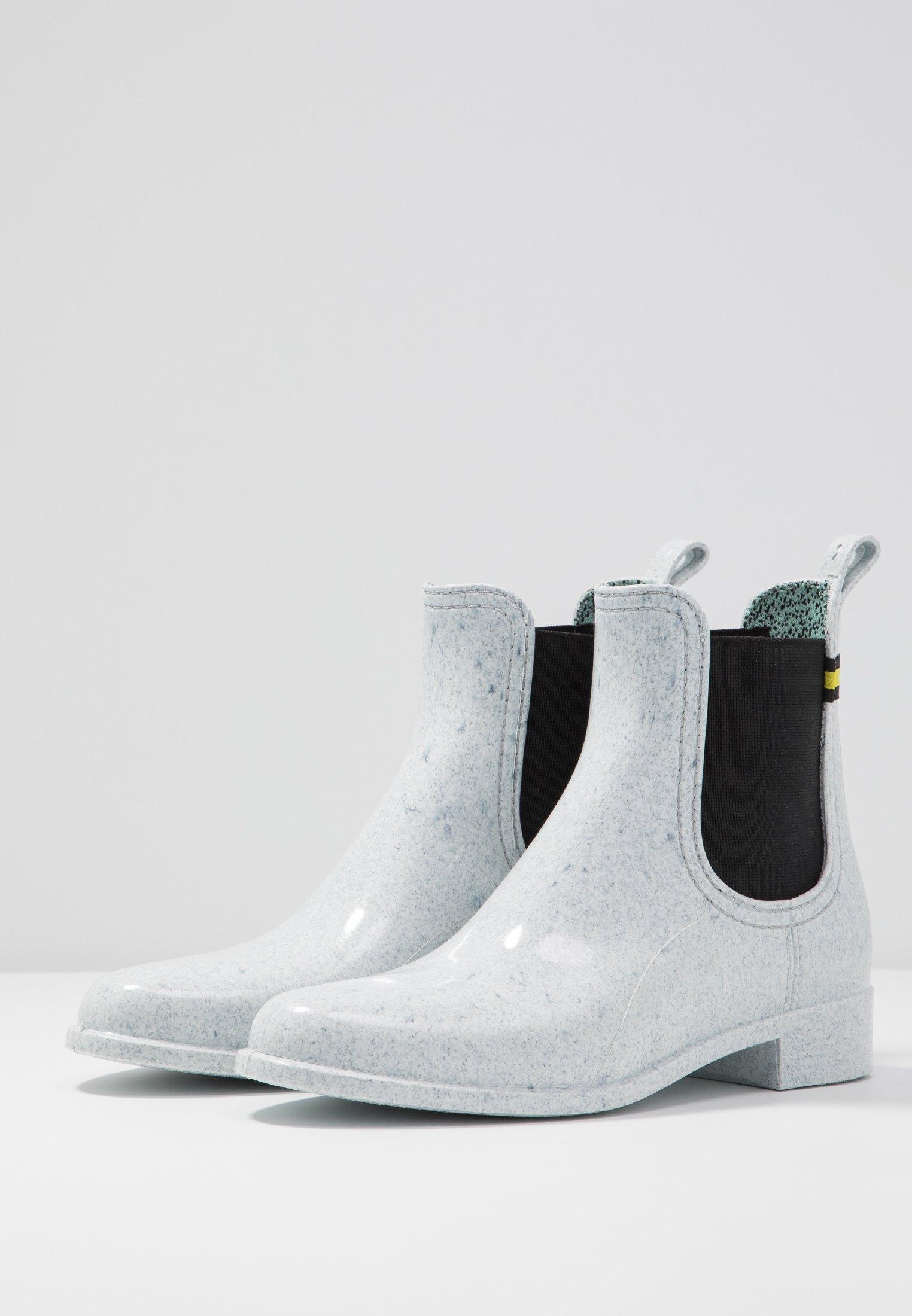 LEMON JELLY BRISA - Bottes en caoutchouc - white - Bottes femme Nouveau