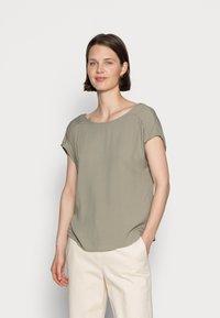 s.Oliver - T-shirt - bas - summer khaki - 0