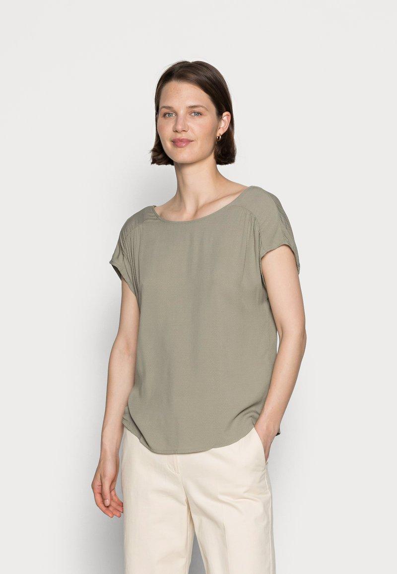 s.Oliver - T-shirt - bas - summer khaki