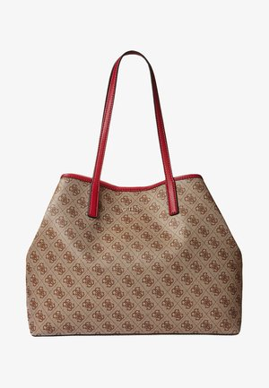 VIKKY - Tote bag - brown