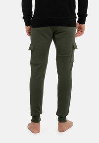 Schiesser Revival - Cargo trousers - grün - 2