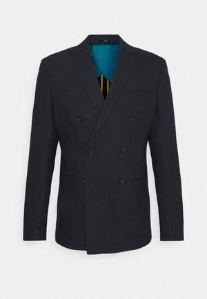 SLHSLIM WILL - Blazer jacket - dark blue