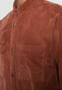 Diesel - S-BUN - Shirt - rust - 4
