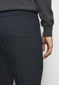 Dondup - PANATLONE DOM - Trousers - dark blue - 4