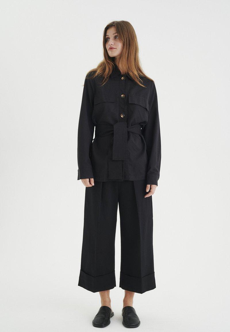 InWear - AILAIW  - Summer jacket - black