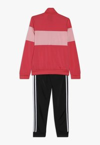 adidas Performance - ESSENTIALS SPORT INSPIRED TRACKSUIT BABY SET - Tracksuit - pink - 1