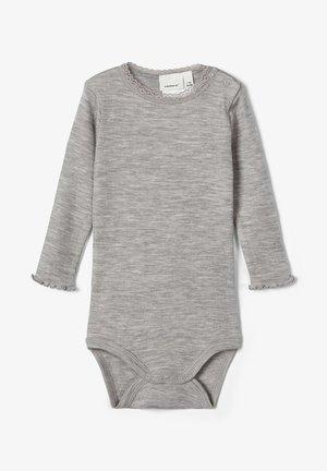 Body - grey melange