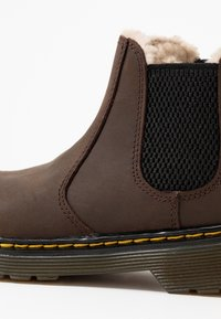 Dr. Martens - 2976 Leonore Y Republic Wp - Winter boots - dark brown - 2