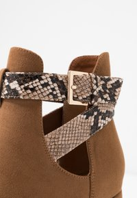 Head over Heels by Dune - PAVIA - Ankle boot - tan - 2