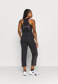 Nike Performance - PANT - Tracksuit bottoms - black - 2