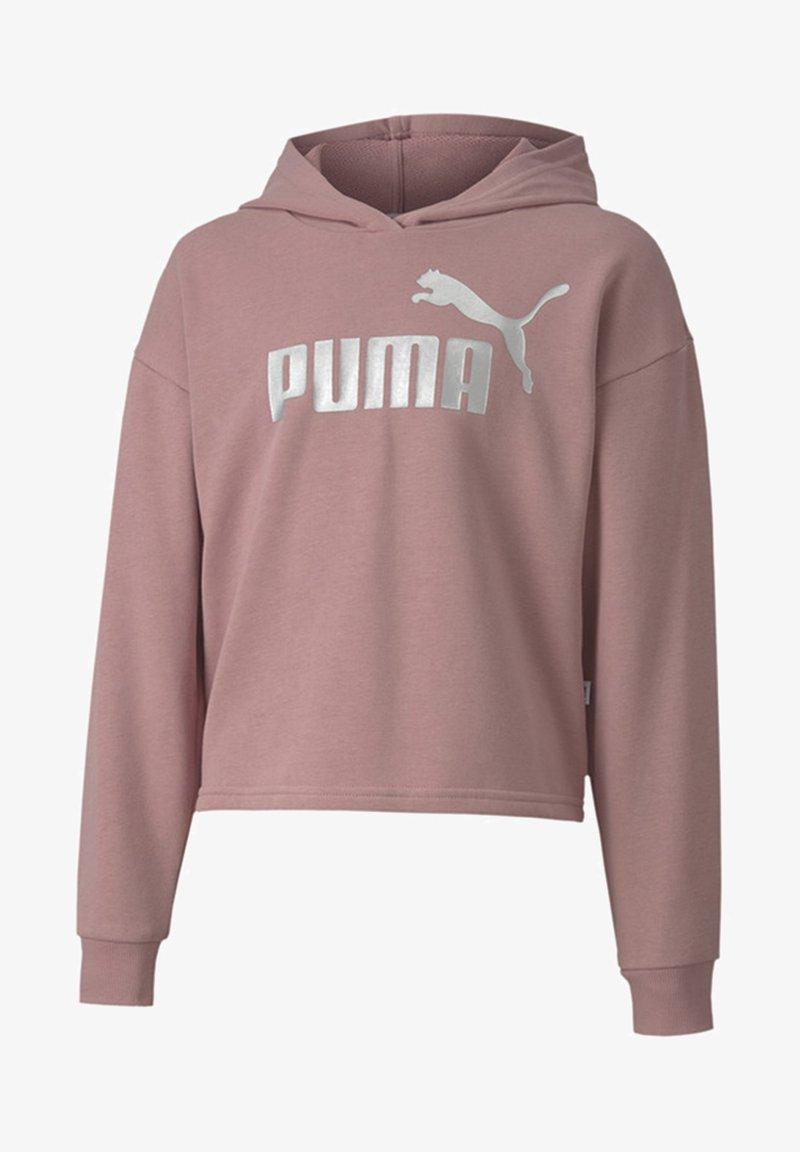 Puma - ESSENTIALS - Hoodie - foxglove