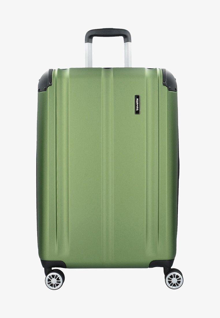 Travelite - CITY  - Wheeled suitcase - green