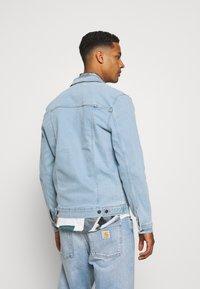 Denim Project - KASH JACKET - Giacca di jeans - sky blue - 2