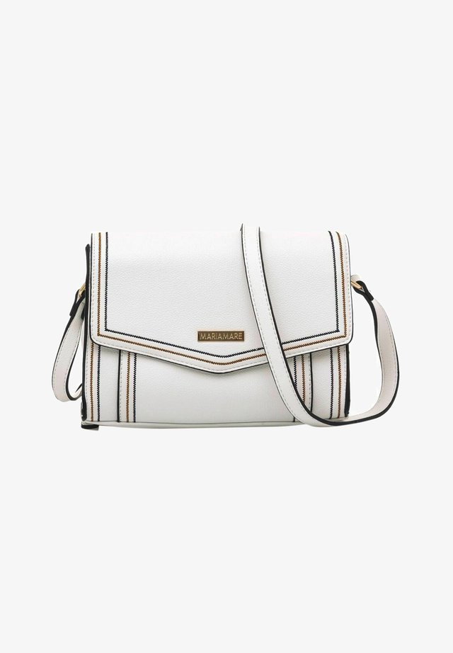 Bandolera - white