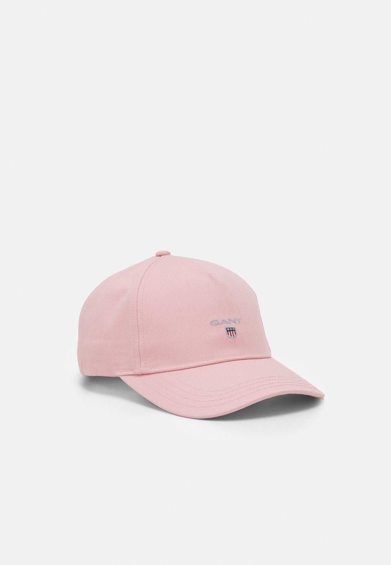 GANT - ORIGINAL SHIELD TEENS UNISEX - Cap - preppy pink