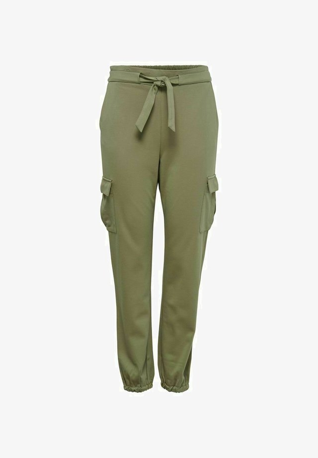 ONLPOPTRASH  - Pantalones cargo - covert green