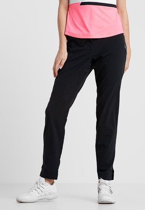 LONGPANT - Trousers - black