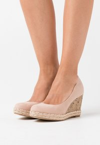 New Look - OYSTER - Plateaupumps - oatmeal - 0