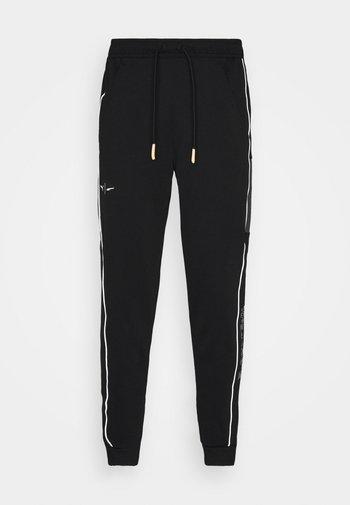 TRAIN FUTURE LAB BOTTOM  - Pantalon de survêtement - black