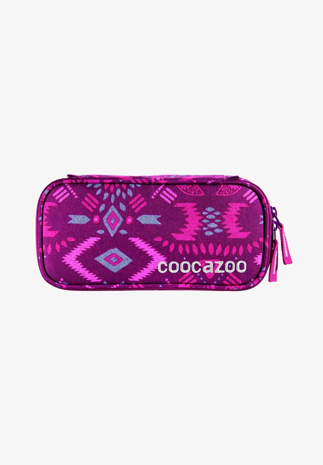 Pencil case - tribal melange