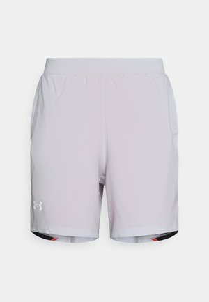 LAUNCH SHORT - Sports shorts - halo gray