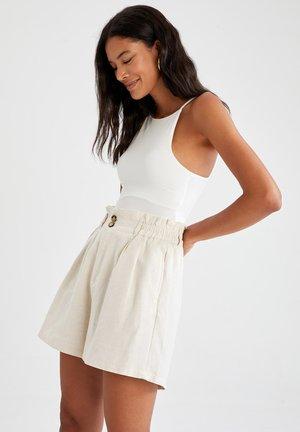 SLIM FIT  - Top - white