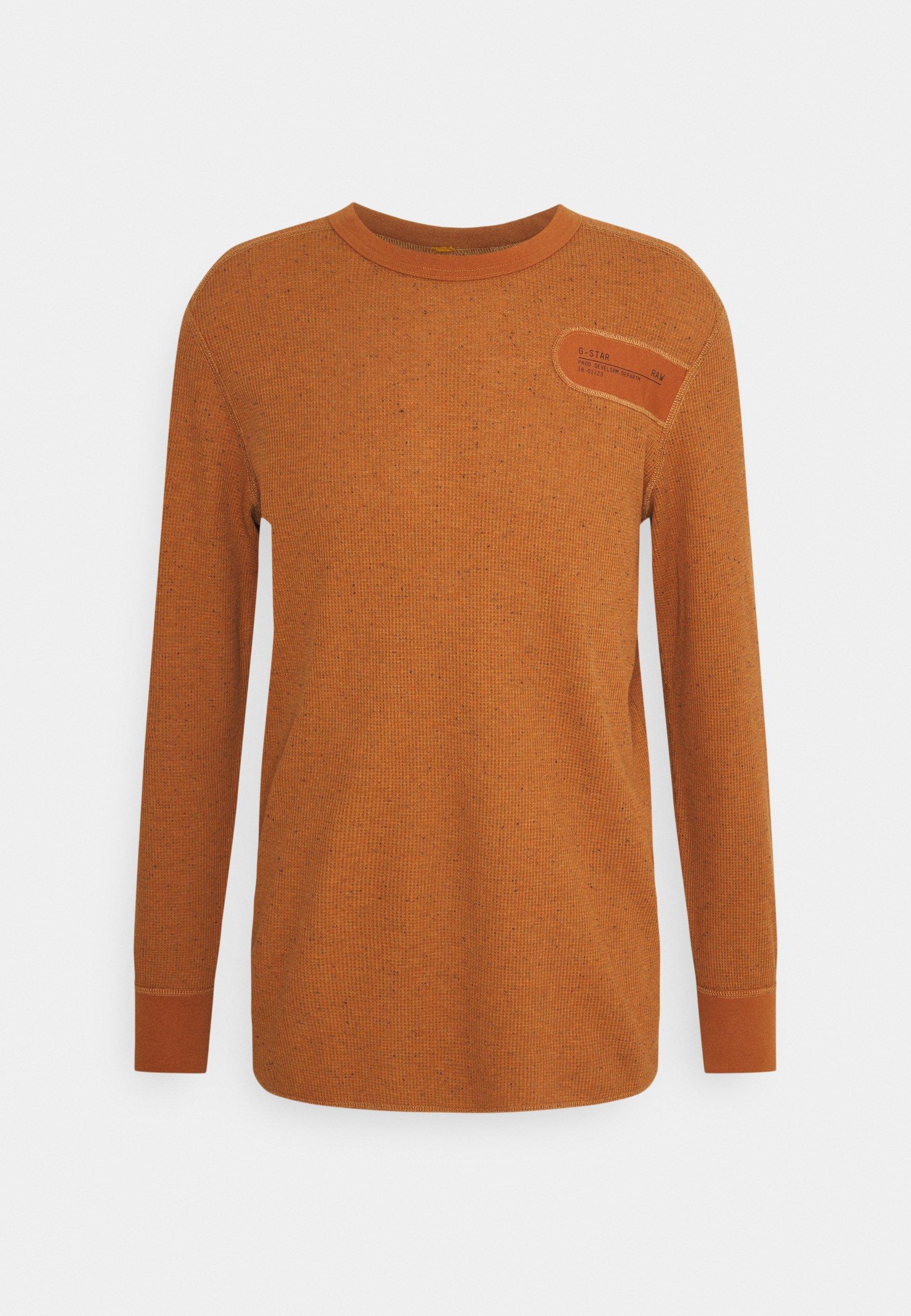 Men RAW CONSTRUCT - Long sleeved top