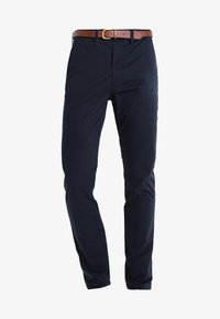 Jack & Jones - JJICODY JJSPENCER - Chino - navy blazer