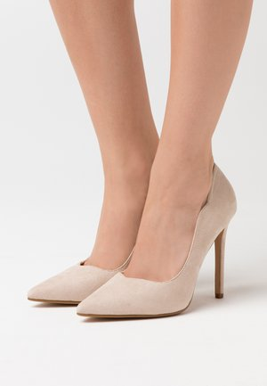 STAX - High Heel Pumps - nude