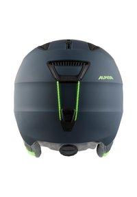 Alpina - GRAND JR - Helmet - charcoal-neon yellow - 1