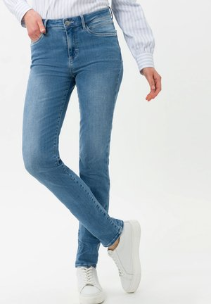 STYLE SHAKIRA - Jeans Skinny Fit - used summer blue