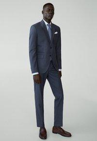 Mango - MILANO - Suit jacket - bleu de prusse - 1
