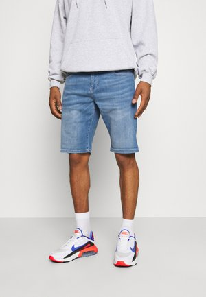 LODGER - Shorts di jeans - bleached used