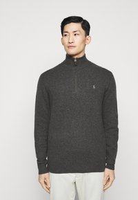Polo Ralph Lauren - Jumper - dark charcoal hea - 0