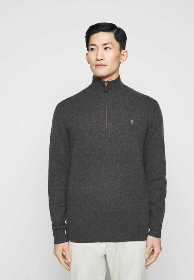 Pullover - dark charcoal hea