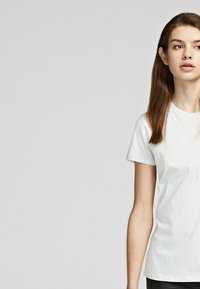 KARL LAGERFELD - Camiseta básica - light grey melange - 5