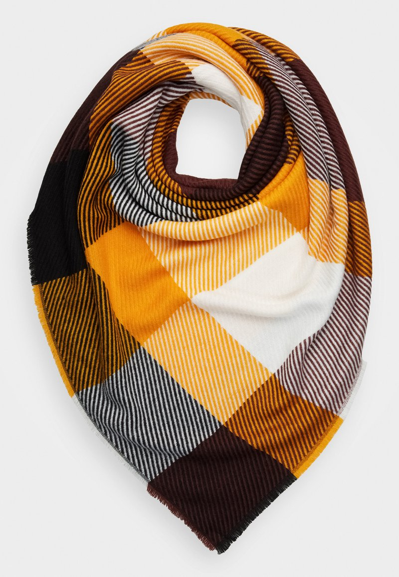 Even&Odd - Scarf - yellow