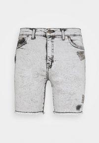 Nominal - HUGO  - Szorty jeansowe - white - 0