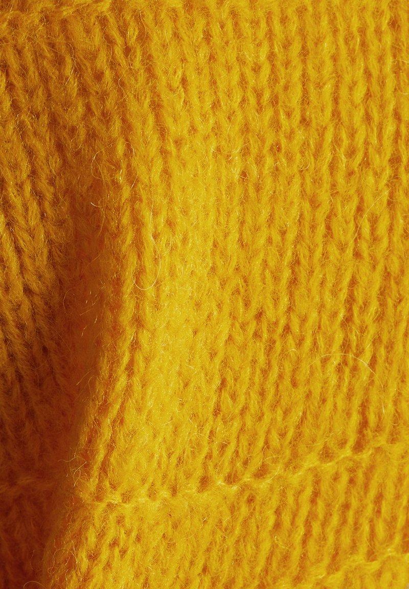 Esprit FASHION - Strickpullover - brass yellow/senf XRRCVZ