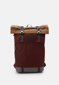 Doughnut - CHRISTOPHERSPACE COLLECTION UNISEX - Rucksack - brown/charcoal - 0