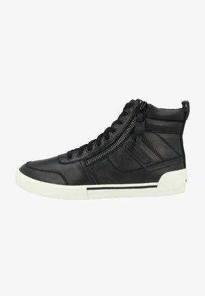 S-DVELOWS - Baskets montantes - black-white