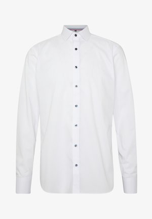 OLYMP LEVEL 5 BODY FIT  - Camicia elegante - weiss
