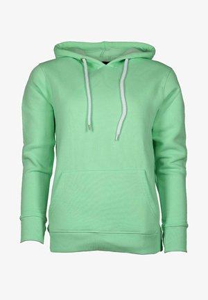 Hoodie - neon grün