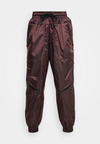 PANT - Teplákové kalhoty - hazy rose