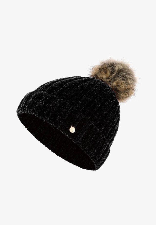 SALCI - Bonnet - black